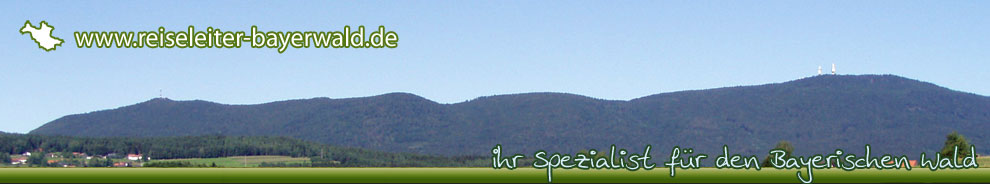 Reiseleiter Bayerwald